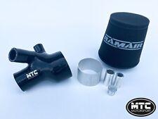MTC MOTORSPORT PEUGEOT RCZ THP 156 & 207 GTI GT 1.6T INDUCTION KIT BLACK
