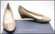 Witchery Leather Wedge Heels for Women