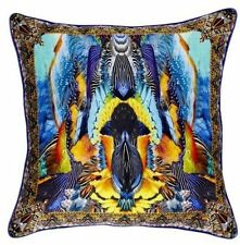 new CAMILLA FRANKS SILK SWAROVSKI  DAWN TIL DUSK LARGE CUSHION KAFTAN layby avai