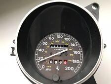 Ferrari F355 Speedometer Tacho Geschwindigkeitsanzeige 108km 168193