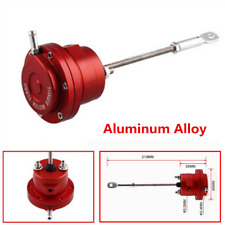 Universal Aluminum Turbo Adjustable Wastegate Actuator w/ 6 x spring & 4 x Rod