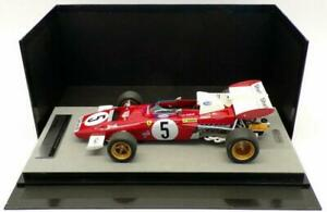 Mario Andretti #5 1971 312 B2 Ferrari, German GP TM18-121A 1:18 by Tecnomodel