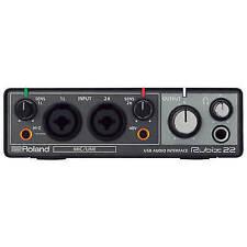 Roland RUBIX22 USB Audio Interface