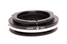 Anello adattatore per Canon 50mm F0.95 lenti a Sony a7 7R S 7II NEX Camera