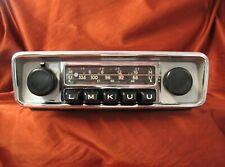 Oldtimer Autoradio Blaupunkt Frankfurt VW, Radio, +/- Wechselbar,