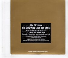 (HL188) My Passion, The Girl Who Lost Her Smile - 2011 DJ CD