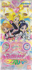 Pretty Cure Max Heart Trading Card Miracle Version Sealed Box Japanese