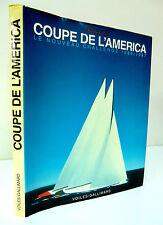 COUPE DE L'AMERICA - Le Nouveau Challenge 1986-87 - Ed Voiles /GALLIMARD 1986