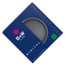 B+W Pro 62mm UV 4K MRC multi coated lens filter for Sony FDR-AX100 4K Ultra HD