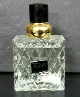 Original TOVA 1.7 o EDP spray 50 ml square bottle SEDIMENT IN BOTTOM READ  (k10