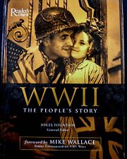 WWII The People's Story by Nigel Fountain