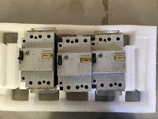 Siemens Motor Circuit starter protector 3VU1600-1MJ00 LOT of 3