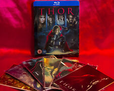 Thor Zavvi Exclusive Limited Edition Steelbook + Art Cards, Region Free - NEW