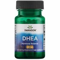 SWANSON  DHEA50 mg 120/240 Kapseln Jugend Libido Energie