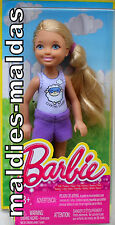 Barbie chelsea & sus Amigos chelsea pyjamaspass dgx34 nuevo/en el embalaje original muñeca