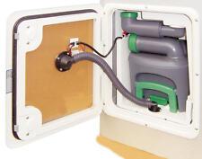 Sog-Entlüftungsset Typ D, für alle C 400  -Filtergehäuse Weiß-   inkl. Versand.