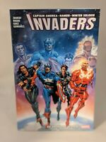 """INVADERS TP Vol. 2 """"DEAD IN THE WATER"""" by Chip ZDARSKY"""