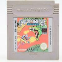 Burai Fighter | Nintendo Game Boy Spiel | GameBoy Classic Modul | Akzeptabel