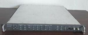 Tektronix WVR-6100 SDI Rasteriser with AES Option