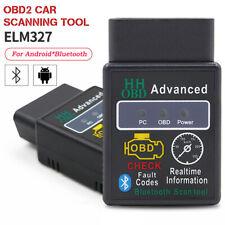 Car Bluetooth Code Scanner Reader OBD2 ELM 327 Automotive Diagnostic Tool