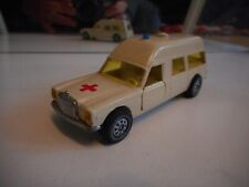 Siku Mercedes Binz Europ 1200 L  Ambulance in White