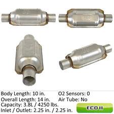 Universal Catalytic Converter fits 2000-2008 Toyota Avalon Highlander 4Runner  E