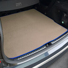 Kia Sportage III Boot Mat (2010 - 2015) Beige Tailored