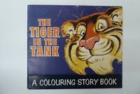 THE TIGER IN THE TANK  ESSO PETROL OIL ADVERTISING COLOURING STORY BOOK