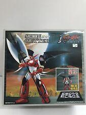 SG-01 Aoshima Shin Seiki Gokin Shin Getter 1-chogokin-Ltd Scythe Ver