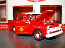 1958 CHEVROLET APACHE BRUSH FIRE TRUCK LIMITED EDITION 1/64 EMERGENCY VEHICLE