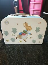 Beatrix Potter Peter Rabbit Storage Box/case