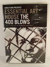 Essential Art House,The 400 Blows Dvd: Janus Films Presents 1959 English Sub Oop