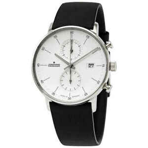 Junghans Quartz Silver Dial Men's Watch 041/4770.00