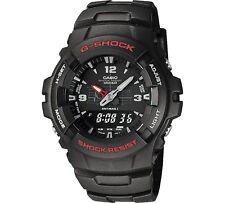 Casio G-shock G-100 -1 Reloj para hombre de pantalla combinación BVMUR RRP £ 100 * * Ganga