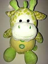 Kellytoy Green And Yellow Giraffe 10' Plush Stuffed Animal