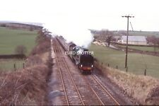 B377S 35mm Slide Southern Region No.850 'Lord Nelson' @ Unkown (MG)(2)