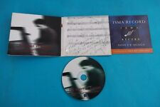 "LUCA RUGGERO JACOVELLA "" THE HEART OF EUROPE "" CD ISMA RECORDS NUOVO"
