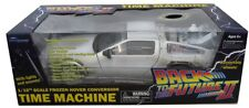 Back to The Future 2 Frozen Hover Time Machine Electronic Vehicle Diamond 23729