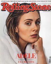Rolling Stone 2015 13.Adele,Erlen Øye,Emma Marrone,Skin,Black Jack,Danny Davis