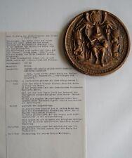 * Karl I.,König von Großbritannien und Irland,1625-1649,SIEGELABGUSS in Bronz *