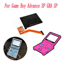 For Game Boy Advance SP GBA SP Repair Highlight Screen IPS LCD Screen Accessory
