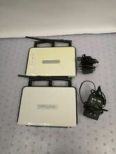 + 2x TP-Link TL-WR1043ND Wireless Router