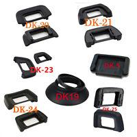 Augenmuschel Sucher Eye Cup für Nikon Typ DK5 DK19 DK20 DK21 DK23 DK24 DK25