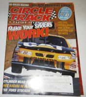 Circle Track Magazine Cylinder Head Science October 2000 080914R