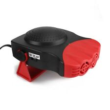 12V 150W Car Heater Portable Fast Heating Quickly Defrosts Defogger Cooling Fan