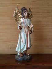 Erzengel Rafael Heiligenfigur Deko Figur Raphael Religions Statue Skulptur Gott