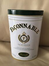 Faconnable for Men 3.3 oz 100 ml New In Box Original Spray FREE SHIPPING