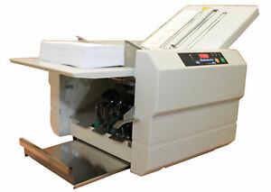 Electric Desk Top Folder Paper Folding Machine