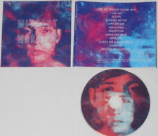 Juveniles  Without Warning  2016 U.S. promo cd