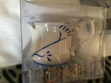 Once upon a time tv series Rumplestiltskin's chip hand painted collectable  mug